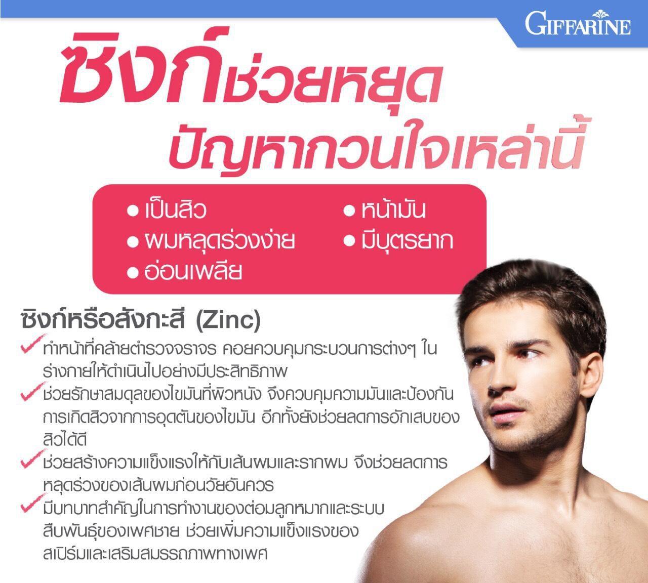zinc and collagen